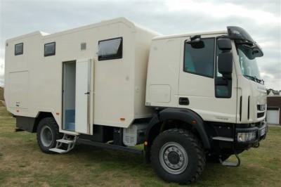 vente camping car 4x4 iv co eurocargo 110e22. Black Bedroom Furniture Sets. Home Design Ideas